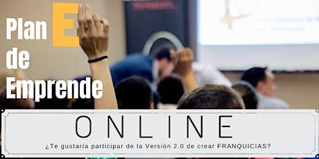 ¿Te gustaría participar de la Versión 2.0 de crear FRANQUICIAS ONLINE? entradas