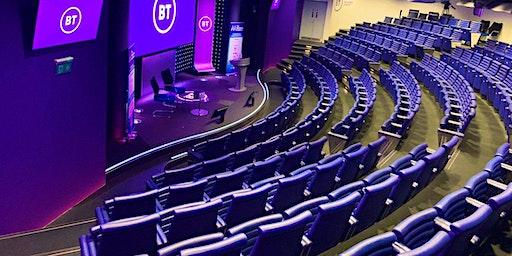 Content Design London Public Meet-up with BT