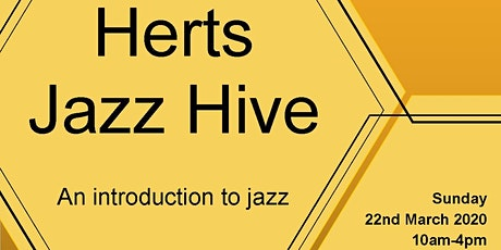 Herts Jazz Hive: an Introduction to Jazz tickets