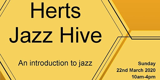 Herts Jazz Hive: an Introduction to Jazz