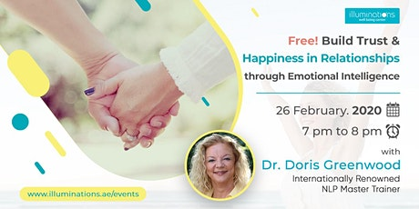 Build Trust & Happiness in Relationships through Emotional Intelligence tickets