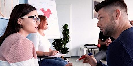 Grundlagen der Führung Modul 3: Moderation und Gruppendynamik Tickets