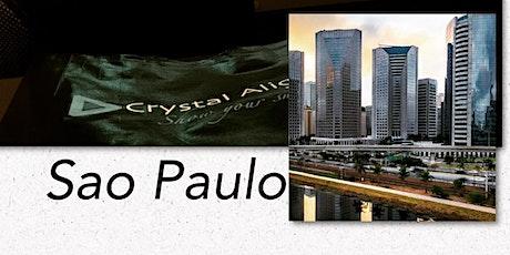 São Paulo - Curso de Credenciamento - Crystal Aligner™ Alinhador Ortodôntico e Capacitação em Alinhadores ingressos