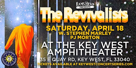 The Revivalists at The Key West Amphitheater tickets