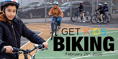 Get Kids Biking! Expansion Fundraiser tickets
