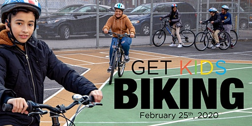 Get Kids Biking! Expansion Fundraiser