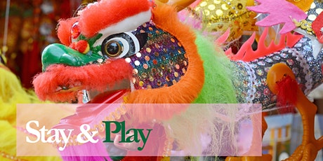 Stay & Play session - Chinese Celebration tickets