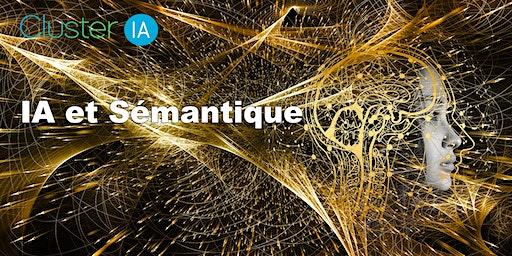 Meetup ClusterIA :  IA et Sémantique