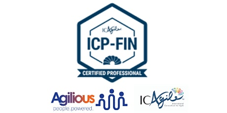 ICAgile Agile Finance (ICP-FIN) tickets