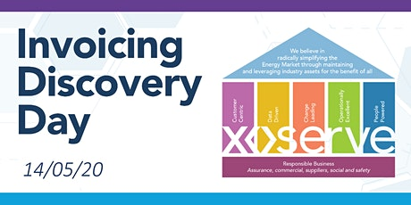 Invoicing Discovery Day tickets