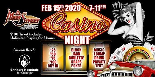 1st Annual Casino Nights