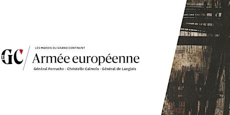 Une heure pour débattre sur l'armée européenne billets