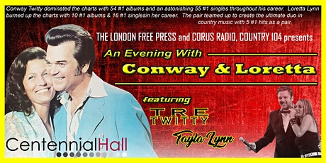 A Salute To Conway Twitty And Loretta Lynn tickets