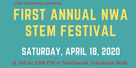 1st Annual NWA STEM Festival tickets
