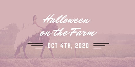 Halloween on the Farm! tickets