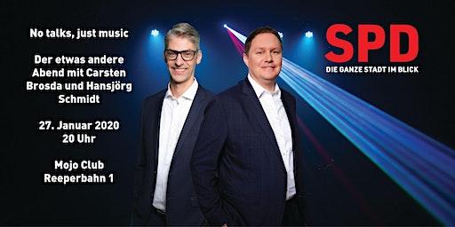 No talks, just music - Der etwas andere Abend mit Kultursenator Carsten Brosda