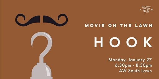 Movie on the Lawn - Hook