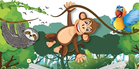 Story Explorers: Into the Jungle, Newark Library tickets