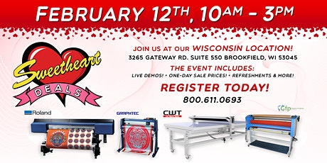 Sweetheart Demo Day FREE tickets