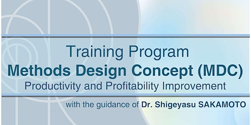 Curs MDC: Productivity and Profitability Improvement