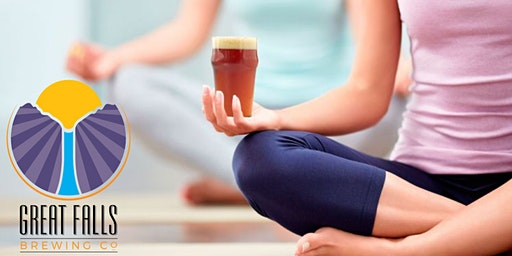 Yoga & Beer - Refresh Your Body & Soul