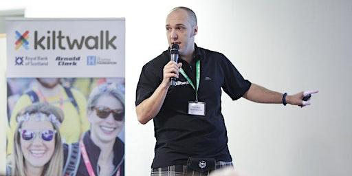 Training Session (Platform Glasgow): Charity Dashboard & Marketing Basics