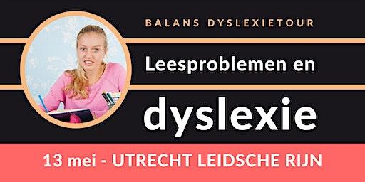 Balans Dyslexietour - Utrecht Leidsche Rijn