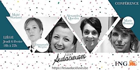 Conférence  : Femmes inspirantes - elles ont osé entreprendre tickets