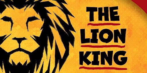 The Lion King Big Sing Vocal Workshop Lincoln