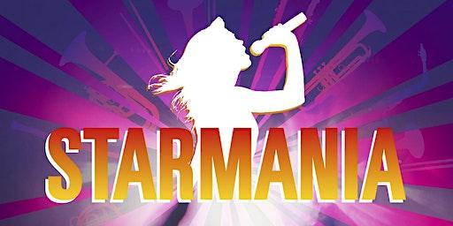 """Concert gratuit de l'Harmonie St Michel """"Starmania"""""""