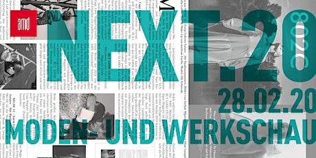 NEXT.20 // Moden- und Werkschau der AMD Akademie Mode & Design München Tickets