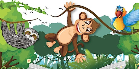 Story Explorers: Into the Jungle, Mansfield Central Library tickets