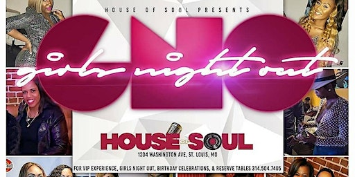 LIVE AT THE HOUSE OF SOUL