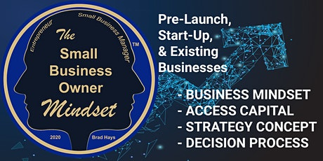 The Small Business Owner Mindset tickets