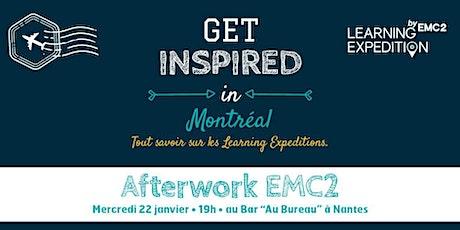 Afterwork EMC2 | Spécial Learning Expedition | 22 janvier billets