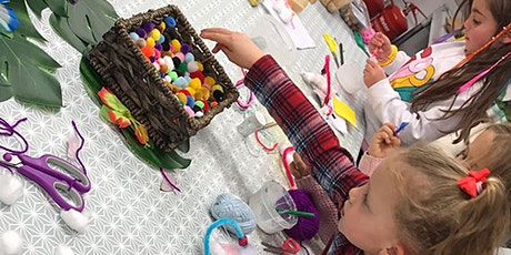 KIDS CRAFT WORKSHOP: Crafty Kids Half Term February Fun tickets