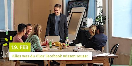 Facebook Marketing Seminar - Alles was du über Facebook wissen musst | 19.2.20 Tickets