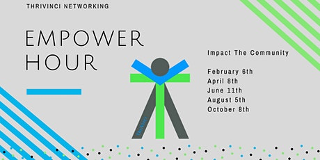 ThriVinci Empower Hour tickets