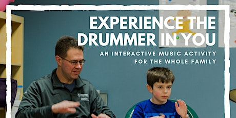 Experience The Drummer in You tickets
