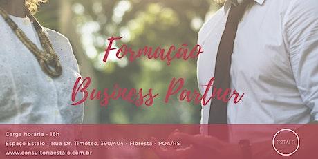 Formação de Business Partner - 10º Edição ingressos