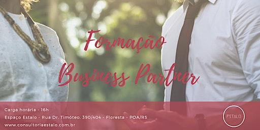Formação de Business Partner - 10º Edição