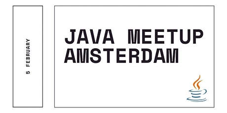 Java Meetup Amsterdam tickets