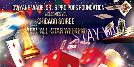 Chicago Soiree - All Star Weekend tickets