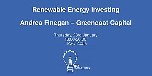 Renewable Energy Investing