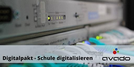 """Digitalpakt – Schule digitalisieren"""