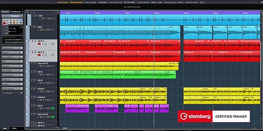 Audio Photoshop - Advanced Multitrack Editing