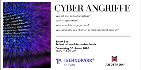 Brown Bag - Cyber Angriffe tickets