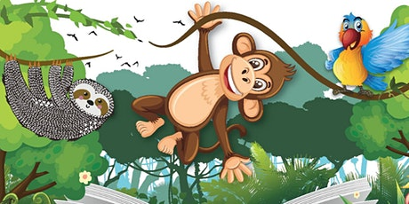 Story Explorers: Into the Jungle, Worksop - The Crossing Church & Centre tickets