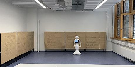 KI Trainer: Workshop zum Thema Mensch-Roboter Zusammenarbeit Tickets