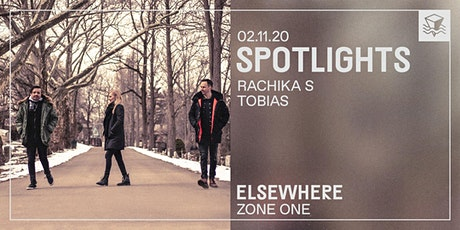 Spotlights @ Elsewhere (Zone One) tickets